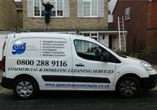 Domestic Window Cleaner in Staines