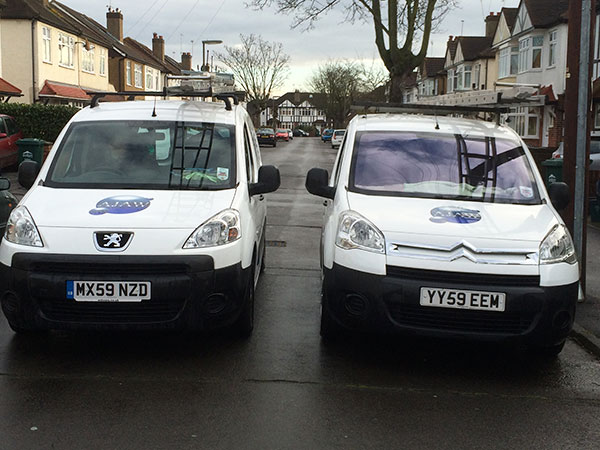 AJAW Cleaning Services - Vans